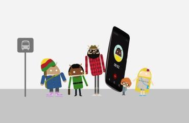 Google Android Nexus Teaser