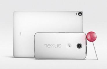 Nexus Lollipop Header