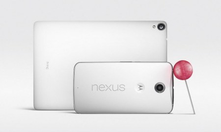 Nexus Lollipop Header
