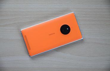 Nokia Lumia 830 Hands-on (2)