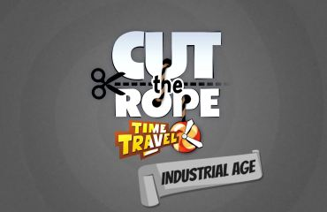 cut the rope time travel industrial