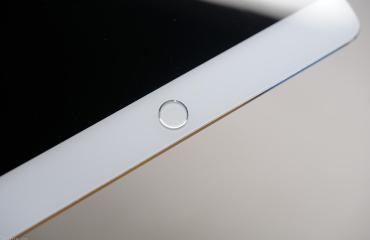 neues ipad air leak button