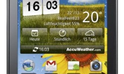 LG E730 Optimus Sol
