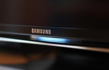 Samsung UE55HU8590 TV 55 Zoll curved 4K 3D  IMG_3738