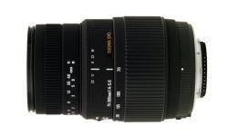 Sigma 70-300mm F4,0-5,6 DG Makro