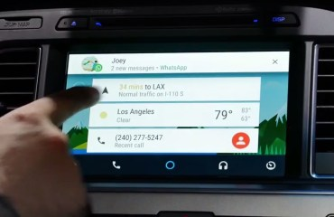 android auto google