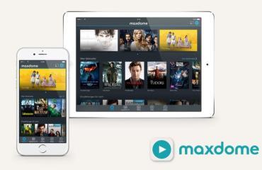maxdome ios app 2014