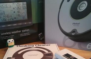 Homewizard Smartware Wetterstation