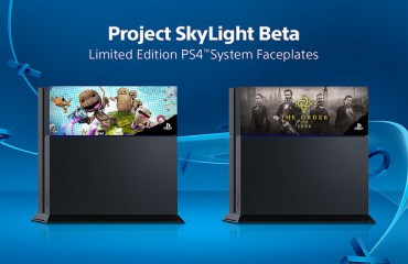 playstation 4 faceplates