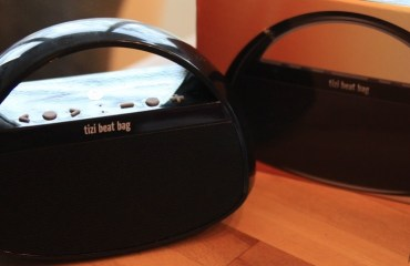 tizi Beat Bag Header