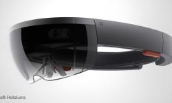 Microsoft HoloLens Header