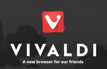 Vivaldi Browser Logo