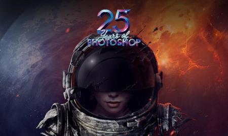 Adobe Photoshop 25 Jahre
