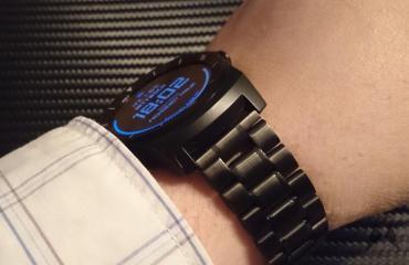LG G Watch R Armband wechseln