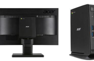 ACER Chromebox 4K CXI