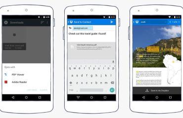 Dropbox Android PDF