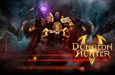 Dungeon Hunter 5 Header