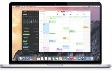 Fantastical 2 Mac Header