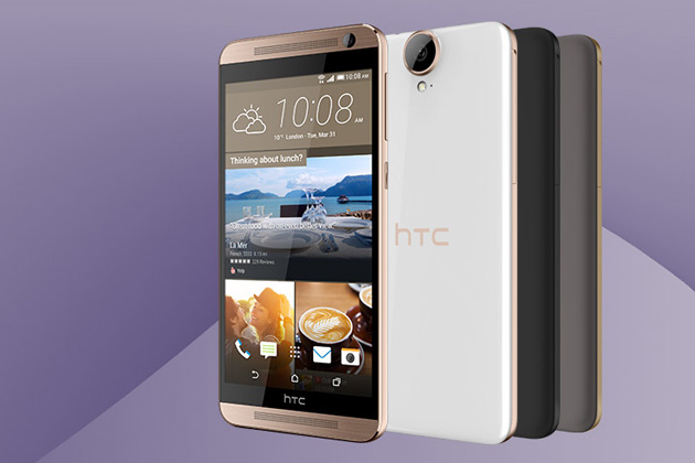HTC One E9 Plus 01