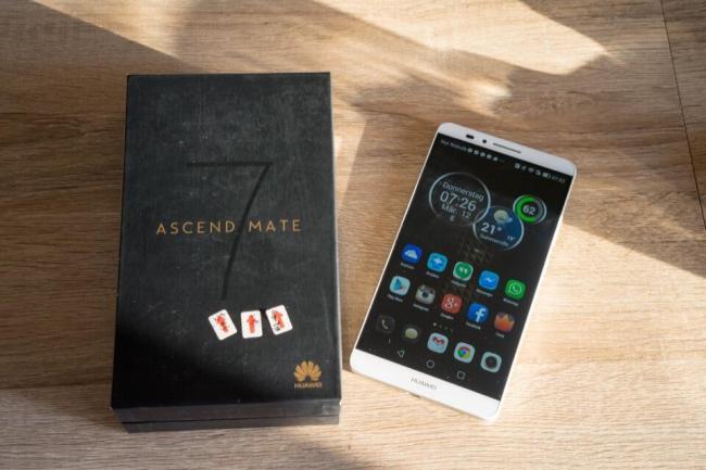 Huawei Ascend Mate 7 Test_2