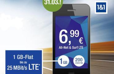 LTE-Tarif gmx
