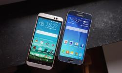 Samsung Galaxy S6 HTC One M9 Vergleich 2