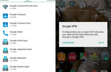 google vpn android