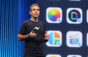 Facebook Messenger mit Apps