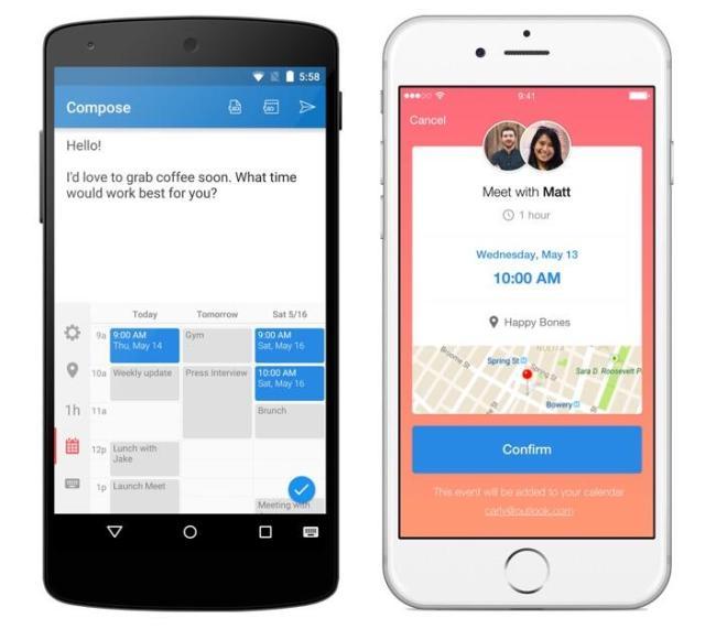 Meet Sunrise Android iOS