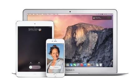Apple Integration Header