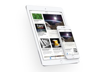 Apple News Header