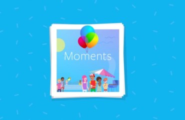 Facebook Moments Header
