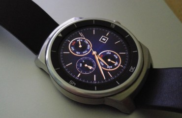 LG G Watch R Urbane Header