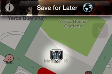 Screenshot_Waze App_Terminator