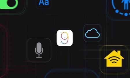 iOS 9 Konzept