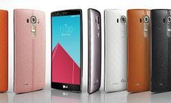 LG G4 Oberschalen