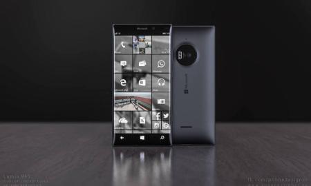 Lumia 940 Konzept Header