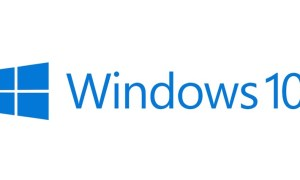 Windows 10 Logo Header