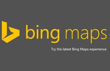 bing maps new