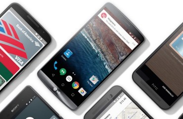 Android Pay Header