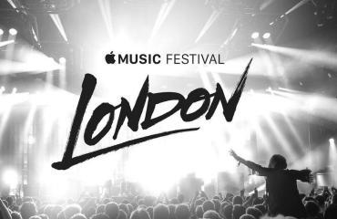 Apple Music Festival London 2015 Header