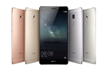 Huawei Mate S_Colors
