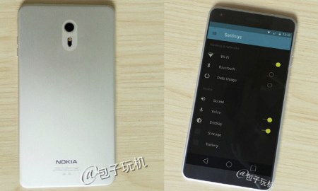 Nokia C1 Foto