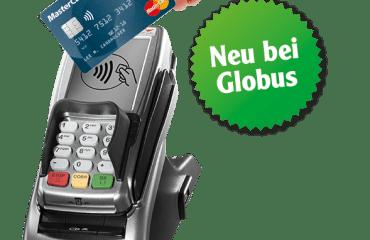 globus nfc mastercard