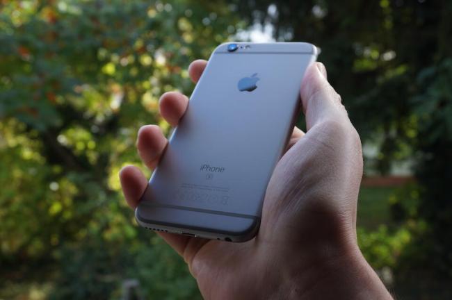 iPhone 6s Test6