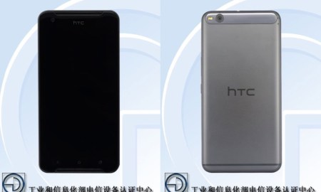 HTC One X9 TENAA