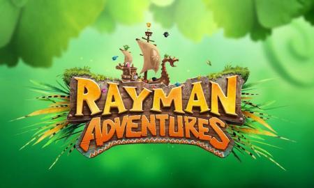 Rayman Adventures Header