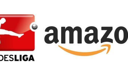 Amazon Bundesliga Logo Header