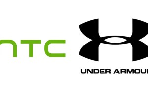 HTC Under Armour Logo Header