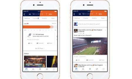 Facebook Spots Stadium